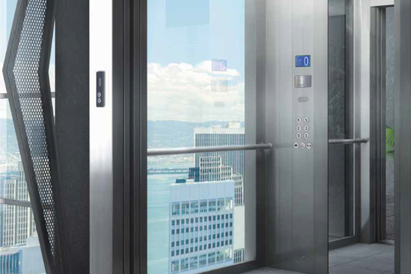 InLet MRL Rise Elevator | HYDRO-CON A/S